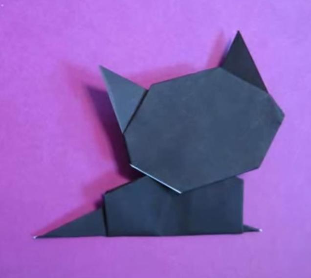 折り 折り紙 折り紙 ねこ : origaminomori.com