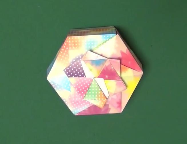 ハート 折り紙 折り紙 キャンディボックス : origaminomori.com